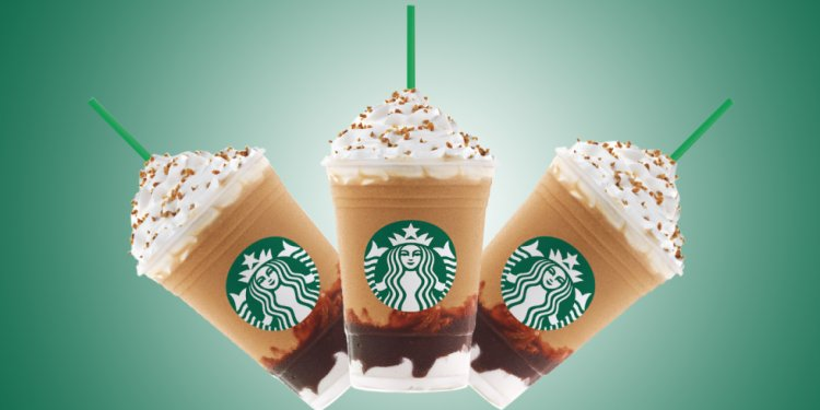 14 Mind-Blowing Starbucks