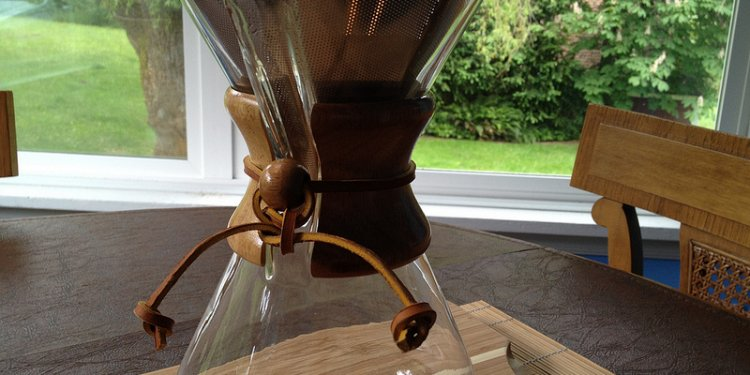 Chemex Pour Over W/Kone Filter