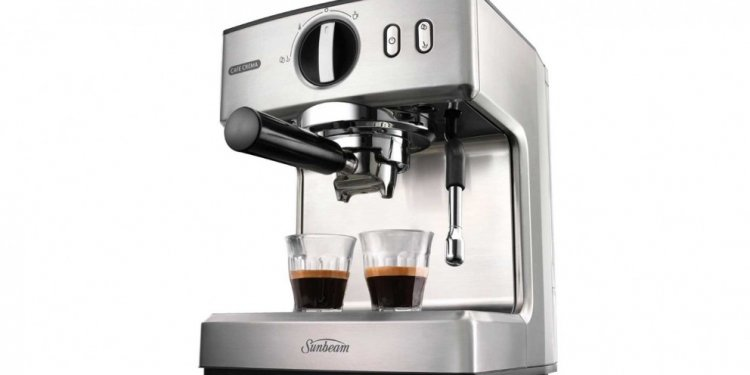 Coffee Machine - Stainless