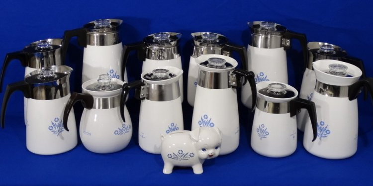 Range Top Coffee Percolators
