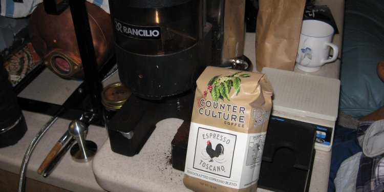 Counter Culture Coffee/ Toscano Espresso Blend