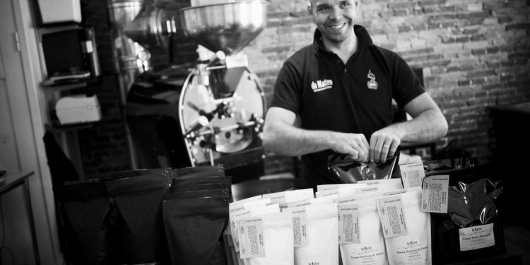 Drop Coffee @ da Matteo