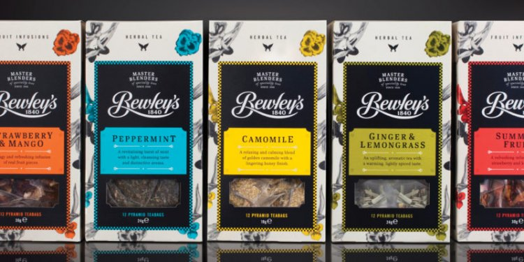 Our new specialty tea range