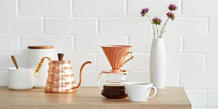 Make great coffee at home