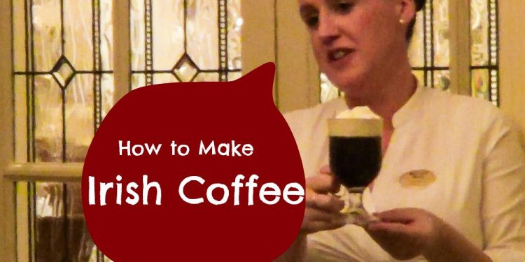 How to Make Jameson Irish