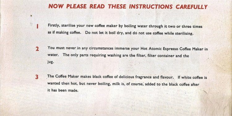 How to use your Atomic Espresso Coffee Maker (British made