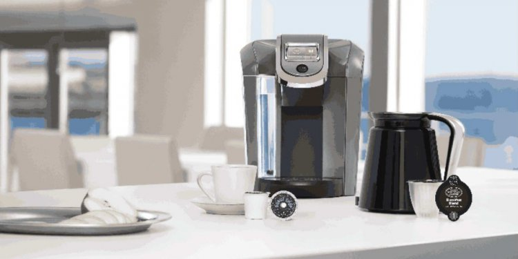 The Keurig 2.0 learns your