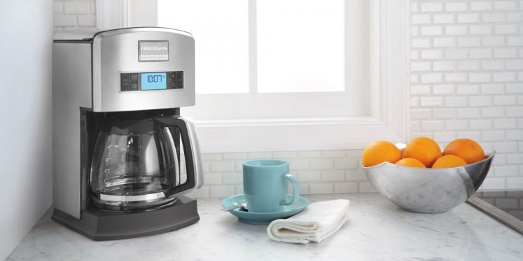 Frigidaire drip coffee maker