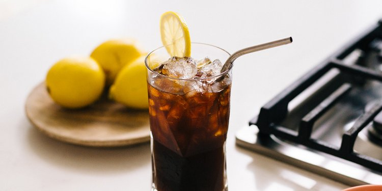 Recipes Iced Coffee Lemonade