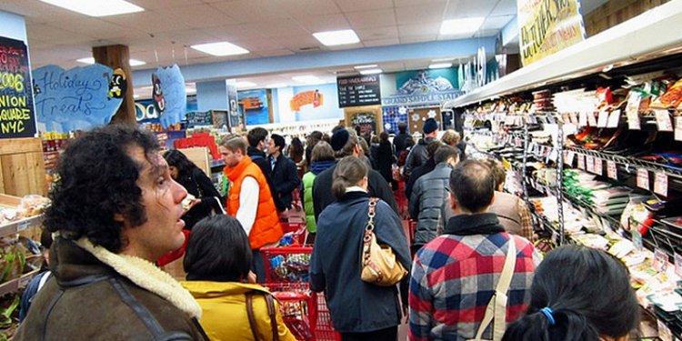 My Supermarket Nightmare