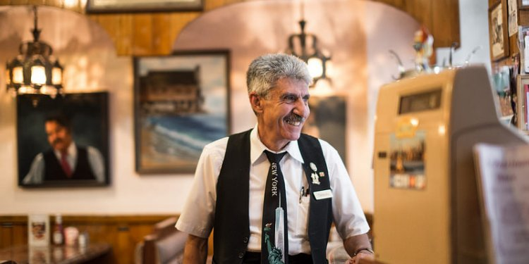 New York City Waiter