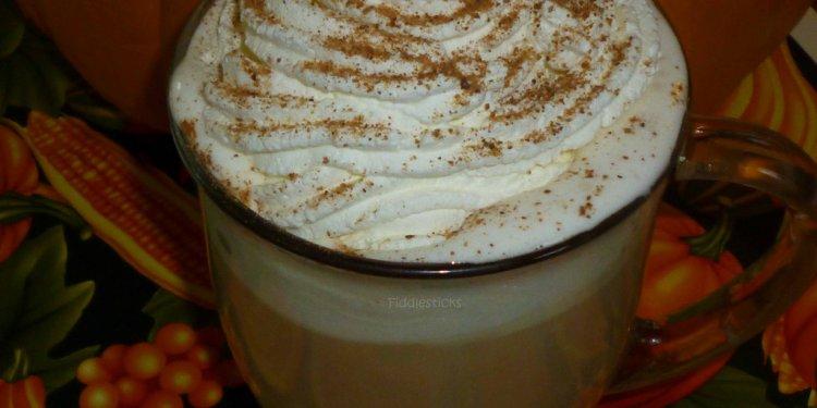 Pumpkin Spice Latte !