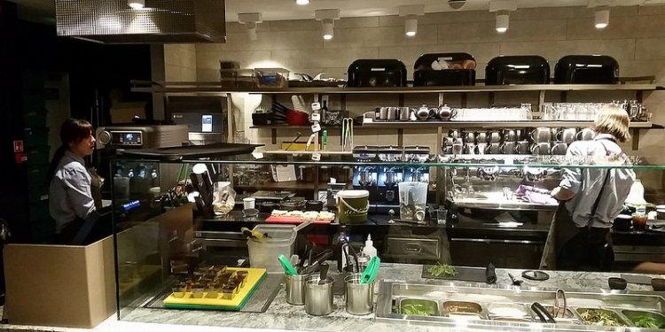 TastingBritain.co.uk - Launch of Starbucks Reserve / Starbucks Evenings, Soho, London