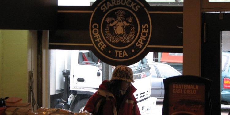 The Original Starbucks Location, Seattle WA