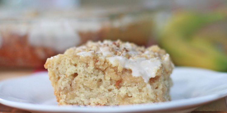 How to make Crumbs for coffee Cake?