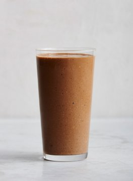 banana-coffee-cashew-and-cocoa-smoothie