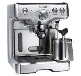 Breville 800ESXL 15-Bar Triple-Priming Die-Cast Espresso Machine, espresso machine