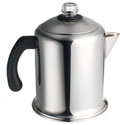 Coffee Percolator, Coffee Percolation