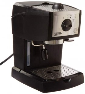 De'Longhi EC155 15 club Pump Espresso and Cappuccino Maker, espresso device