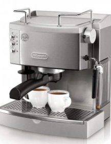 DeLonghi EC702 15-Bar-Pump Espresso Maker, espresso machine