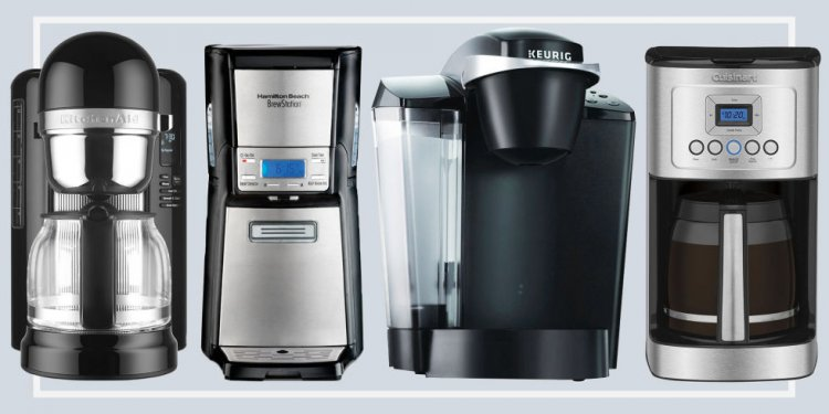 Coffee Maker without filter