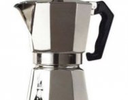 Moka Pot coffee machine.