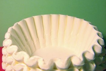 Paper coffee filters will help keep your cholesterol from increasing with every cup of Joe.