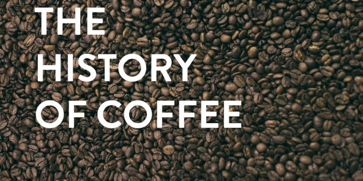 History of coffee beans