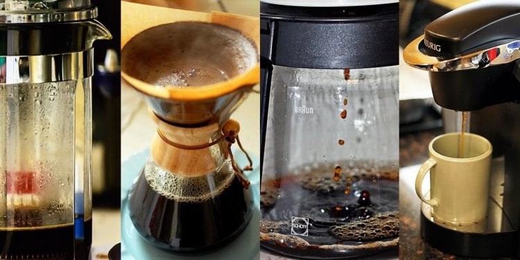 How to make French Drip coffee?