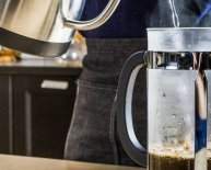 How to use Mr. coffee French Press?