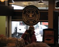 Original Starbucks location Seattle