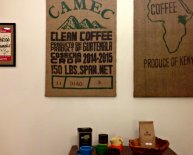 Uses for burlap coffee bags